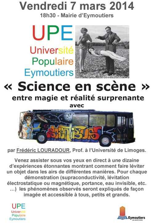 affiche scientibus