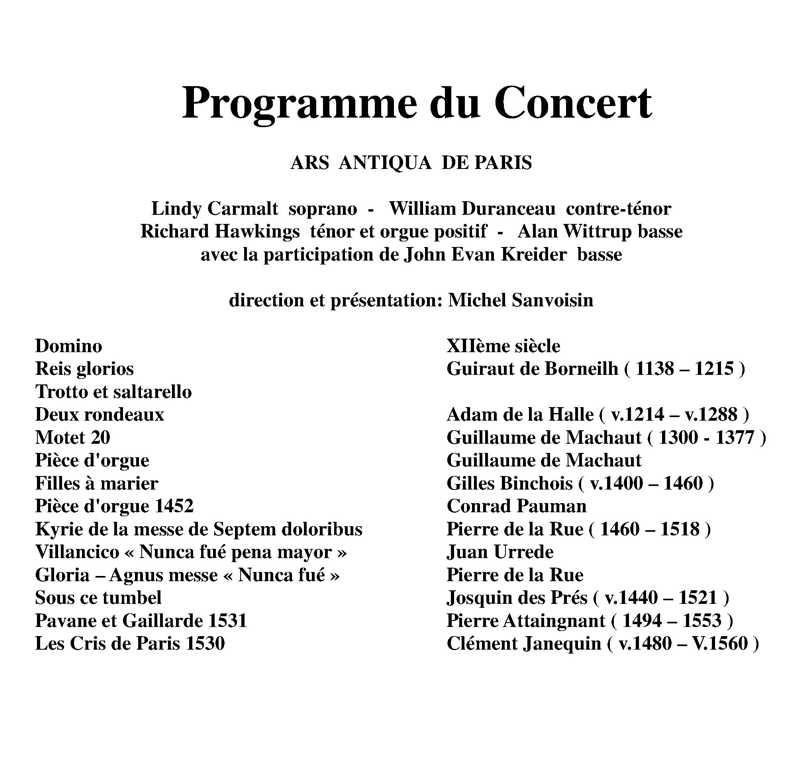 programme musicologie - site